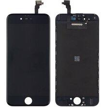 LCD scherm zwart iPhone 6 origineel | glas zwart (met gratis gereedschap)