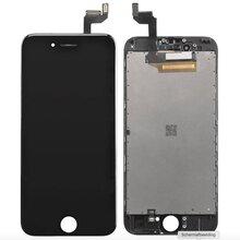 LCD scherm zwart iPhone 6s origineel   glas zwart (met gratis gereedschap)
