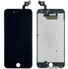 LCD scherm zwart iPhone 6s plus origineel | glas zwart (met gratis gereedschap)