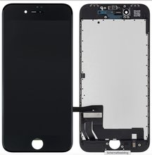 LCD scherm zwart iPhone 8 origineel | glas zwart (met gratis gereedschap)