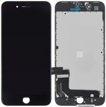 LCD scherm zwart iPhone 8 plus origineel | glas zwart (met gratis gereedschap)