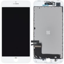 LCD scherm wit iPhone 8 plus origineel | glas wit (met gratis gereedschap)