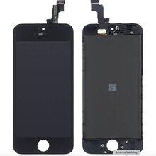 LCD scherm zwart iPhone SE origineel | glas zwart (met gratis gereedschap)