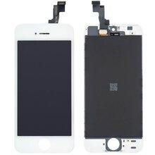 LCD scherm wit iPhone SE origineel | glas wit (met gratis gereedschap)