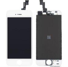 LCD scherm wit iPhone 5s origineel   glas wit (met gratis gereedschap)