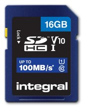 16GB microSDHC card, V10, up to 100MB/s
