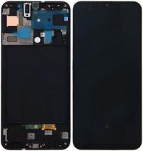 AMOLED Touchscreen - (LCD origineel) Galaxy A50