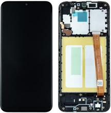 AMOLED Touchscreen - (LCD origineel) Galaxy A20e