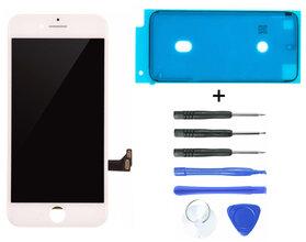 LCD scherm wit iPhone 8 plus origineel complete set