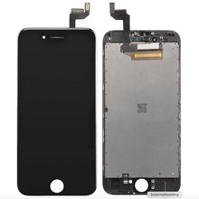 LCD scherm zwart iPhone 6s origineel | glas zwart