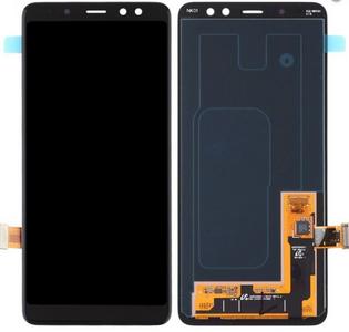 AMOLED Touchscreen - (LCD origineel) Galaxy A8 (2018)