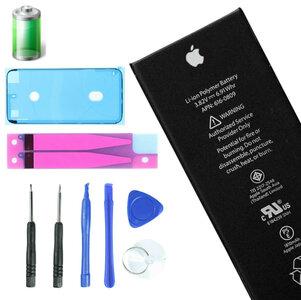 iPhone 6S batterij / accu origineel set framesticker